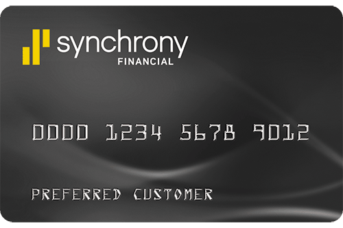 Synchrony Financial Credit Card Garden City Furniture