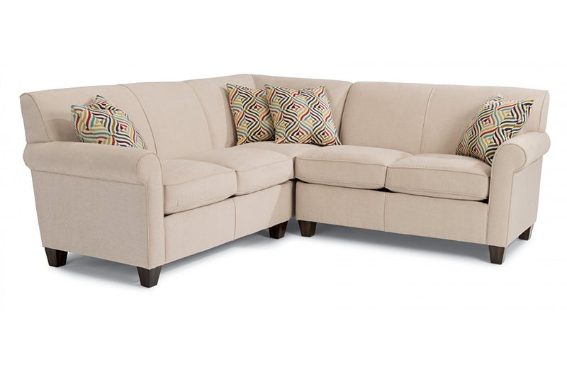 Flexsteel Dana Sectional at Garden City Furniture Garden City