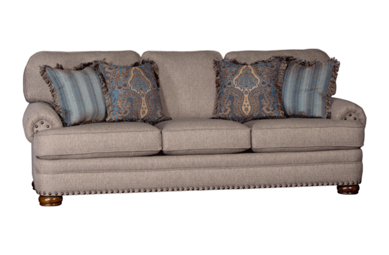Mayo 3620 Traditional Sofa At Garden City Furniture Garden City Furniture