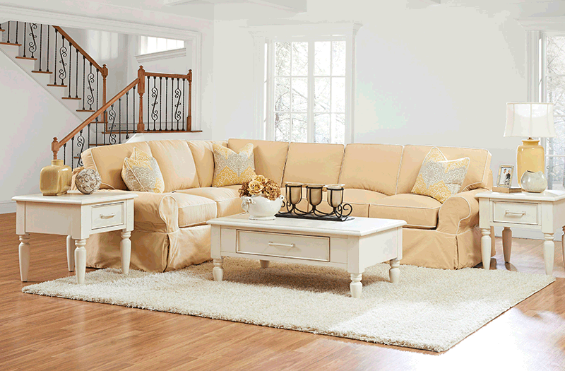 patterns fabric sectional at garden city furniture