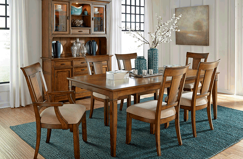 River Valley Dining Room Set at Garden City Furniture Garden