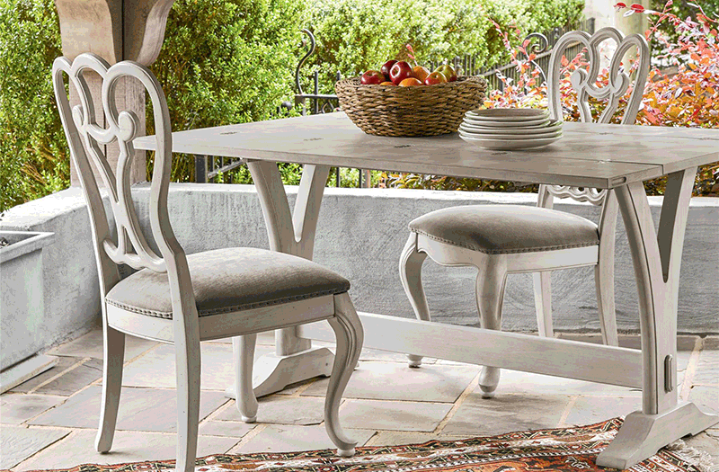 Outdoor Furniture Style Beyond The Patio Door